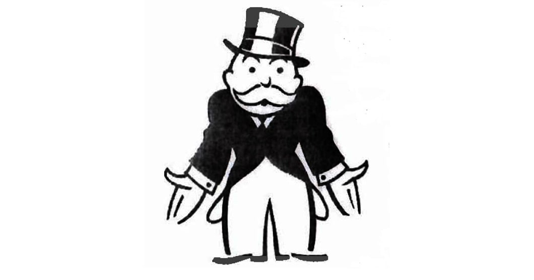 Monopoly Man Bankruptcy